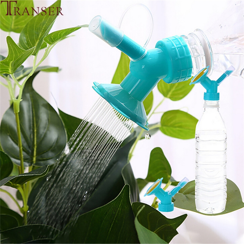Sprinkler-Nozzle Shower-Head Watering-Cans Garden-Tool Water-Bottle for 90509 2-In-1 title=