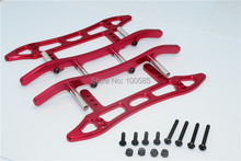 AXIAL SCX10 1/10 ALLOY CHASSIS SLED GUARD - 1SET(China)