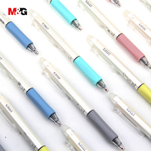 M&G 0.5mm classic cute erasable black ink gel pen for school writing kawaii miffy ballpoint pen for girls office stationery gift(China)