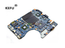KEFU FOR Sony Vaio E Series SVE14 SVE14A27 MBX-276 Laptop Motherboard A1898116A 1P-0127500-8010 DDR3(China)