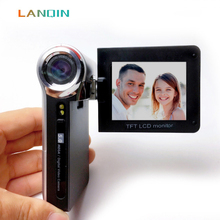 LANQIN Portable Digital Video Camera HD 1280X720P DV & Take pictures & separate recordings 3 in 1 gift DVR cameras DV-5090s(China)