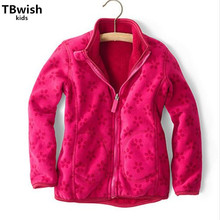 Hot sale New arrival 2017 Spring&Winter Brand children hoodies kids jacket&Coats baby boys girls Coral Fleece sweatshirt