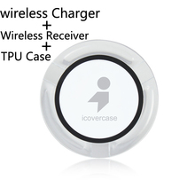 Buy New Safe QI Wireless Charger Oneplus 5 5T 5 T Case Cover Wireless Charger Power Bank Cases Charging Type C Charger Receiver for $6.47 in AliExpress store