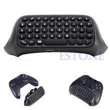 Fashion High Quality Details about USB 2.4G Wireless Messenger Game Controller Keyboard Keypad Chat Pad For Xbox One B/WGAF5