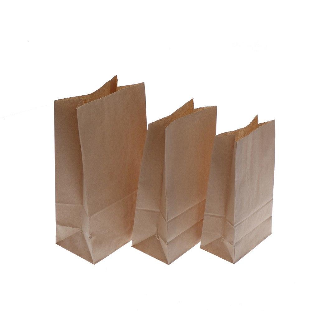 10 Pcs Kraft Paper Bags Envelope Gift Wrap Wedding Party Favor Treat Candy Buffet Bag