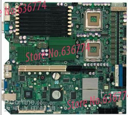 SUPER Ultra X7DBR-3 LGA 771 Server Motherboard<br><br>Aliexpress