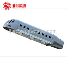 Free shipping 120w train head led street light cob Bridgelux chip ip65