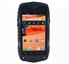 4.0Inch SUPPU Jeep Z6 IP68 Waterproof 3G WCDMA 1G RAM 4G ROM Android 4.2 Mobile Phone Shockproof GPS Outdoor Cell phone