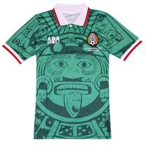 BHWYFC 1998 Retro Jerseys Mexico 1988 Limited Edition Commemorative Edition Mexico Football Soccer Jerseys 98 World Cup Classic(China)
