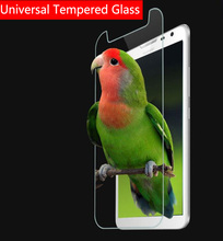 Universal Tempered Glass Film Screen Protector For Philips S626L S653 X588 I928 S326 Phone Case(China)