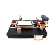14 inch Professional Automatic LCD Separator Machine built - in vacuum pump for IPAD/IPHONE/Samsung repair to russia free tax