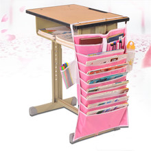 2016 Sofa Chair Table Hanging Storage Bag Students book bags Desk hanger rack Stationery Box Bookends Bathroom Cosmetic BAG