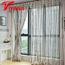 Modern  tulle curtains for bedroom Europe curtain yarn fabric window screening sheer tulle fashion tulle quality product Z20P232