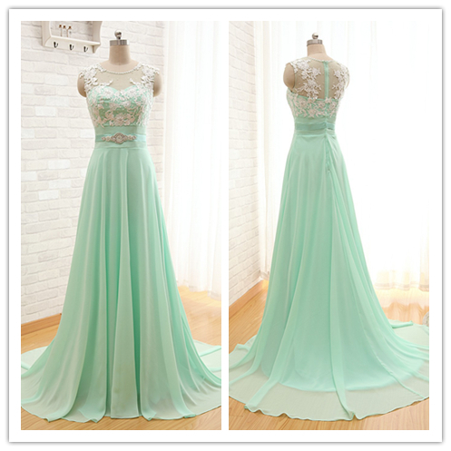 aliexpress.com : buy mint green bridesmaid dresses