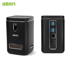 Bben C200 min pc computer with intel z8350 RJ45 HDMI camera USB3.0 ports 4GB/64GB quad cores TV BOX windows10 os