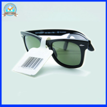Glasses security tag adhesive eas soft label for sun glasses 500 Pcs eas 8.2Mhz label detector system
