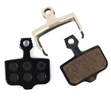 1 Pairs Bicycle Disc Brake Pads For Avid Elixir AVID Elixir E1/3/5/7/ER/CR Sram Xo XX Black Red Colors