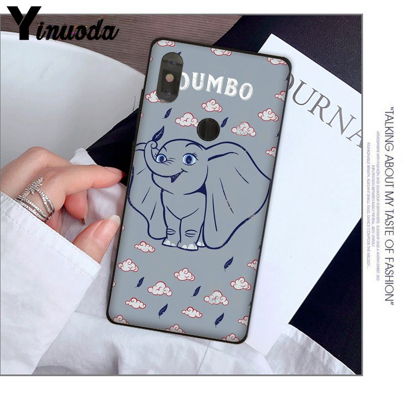 Cute Dumbo little elephant