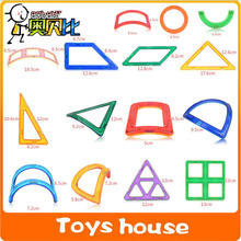 Magnetic building blocks Enlighten Bricks Magnetic Designer kids toys
