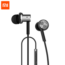 Original Xiaomi Hybrid Earphone with Mic Remote In-Ear Headset for Xiaomi Redmi Mobile Phone Computer MP3