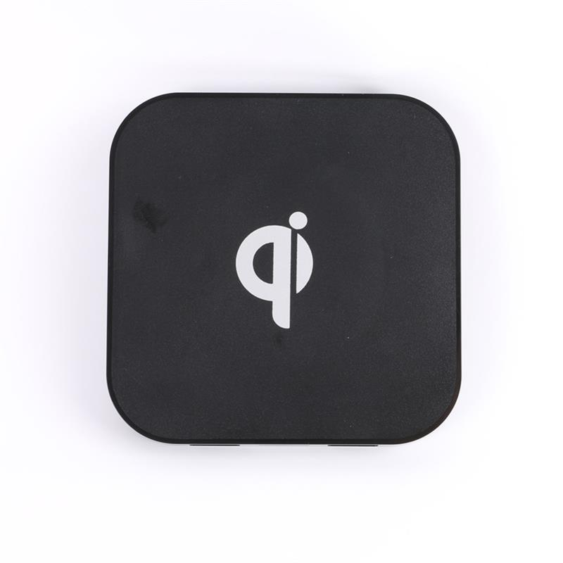 2 Ports USB Cable QI Wireless Charger Pad 5 W Fast Charge Power For Mobile Phone Hot Sale(Hong Kong)