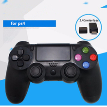 2.4G Wireless gamepad For PS4 controller playstation 4 console sixaxis game joystick for Sony play station 4 joypad