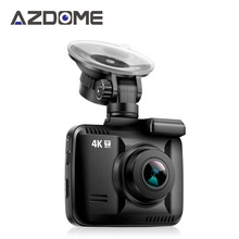 Azdome GS63H 2160P 4K Car DVR Camera With WiFi 2.4 inch Novatek 96660 Video Recorder Built in GPS Auto Camcorder Dash Cam H28(China)