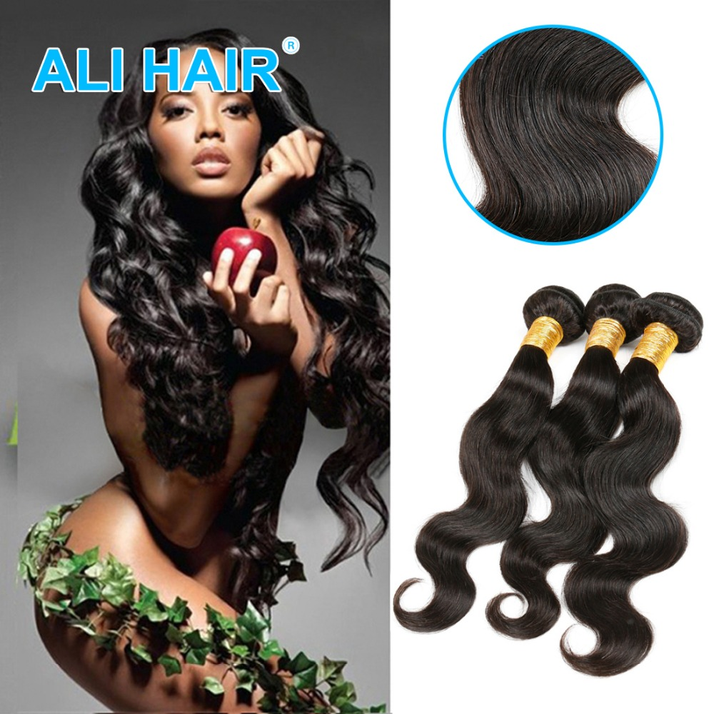 Good Factory Cheap 7A Grade 100% Unprocessed Peruvian Virgin Hair Body Wave 3 Bundles Human Hair Extension Peruvian Body Wavy<br><br>Aliexpress