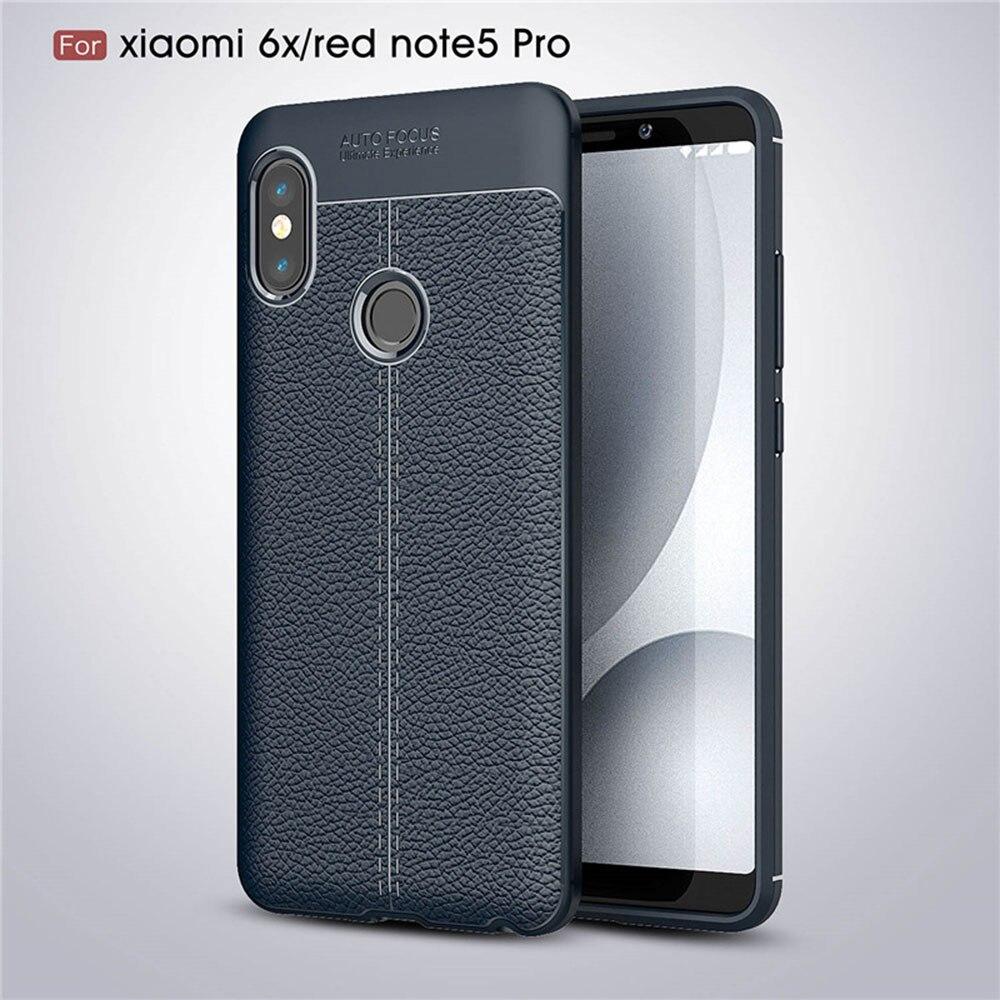 Xiaomi Redmi Note 5 Pro Case Note 5 غطاء هاتف 12
