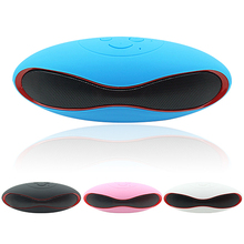 Portable Wireless Stereo Bluetooth Speaker W/Mic TF for Smartphone Tablet Laptop(China)