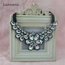 Leanzni Fashion jewelry necklace, style mix colour acrylic resin necklace & pendant necklace resin fat woman free shipping