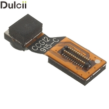 Dulcii Mobile Phone Parts for Sony Xperia M 2 OEM Front Facing Camera Replacement for Sony Xperia M2