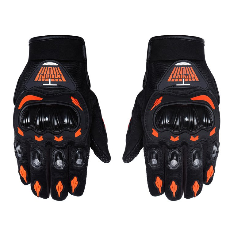 Riding tactical full Outdoor finger gloves sports wear resistant protective equipment<br>