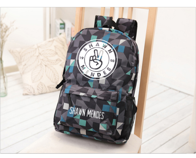 Shawn Mendes Illuminate Backpack (1)
