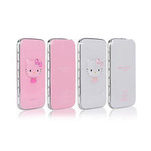 4000mAh Power Bank Hello Kitty & Jingle Cat Lovely Universal Charger Portable External Battery Power Bank