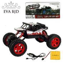 1:18 RC Car 4WD Drift Remote Control Car Controlled Off-road vehicle climbing vehicle Bigfoot Car Toy for Boy C0010