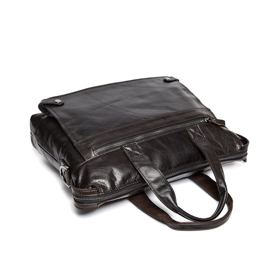 genuine leather briefcase (8)