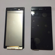 "Black LCD Display 5.2"" For Sony Xperia Z3 D6603 D6643 D6653 Touch Screen Digitizer Assembly +tools"