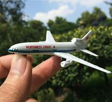 Alloy model plane royal Dutch airlines F806 model plane toy children's favorite gift