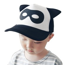 Kids Unisex Patchwork Hats Cloud Glasses Letter Printed Boys Girls Cap Sun Visor Adjustable Hat Toddler Caps(China)