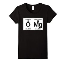 Dark Color - Funny OMg T-Shirt for Chemistry Teachers 2017 New T Shirt Women Summer Harajuku Punk Hipster Tops Tee Letter