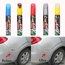 CARPRIE Colors Auto Car Coat Paint Pen Touch Up Scratch Clear Repair Remover Remove Tool Non-toxic Permanent Water Resistant(China)
