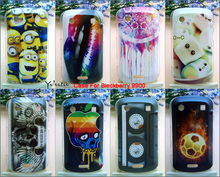 Yulootoo Protective Covers For Blackberry 9900 Case Plastic Hard Back Cover Free Shipping Phone Cases(China)