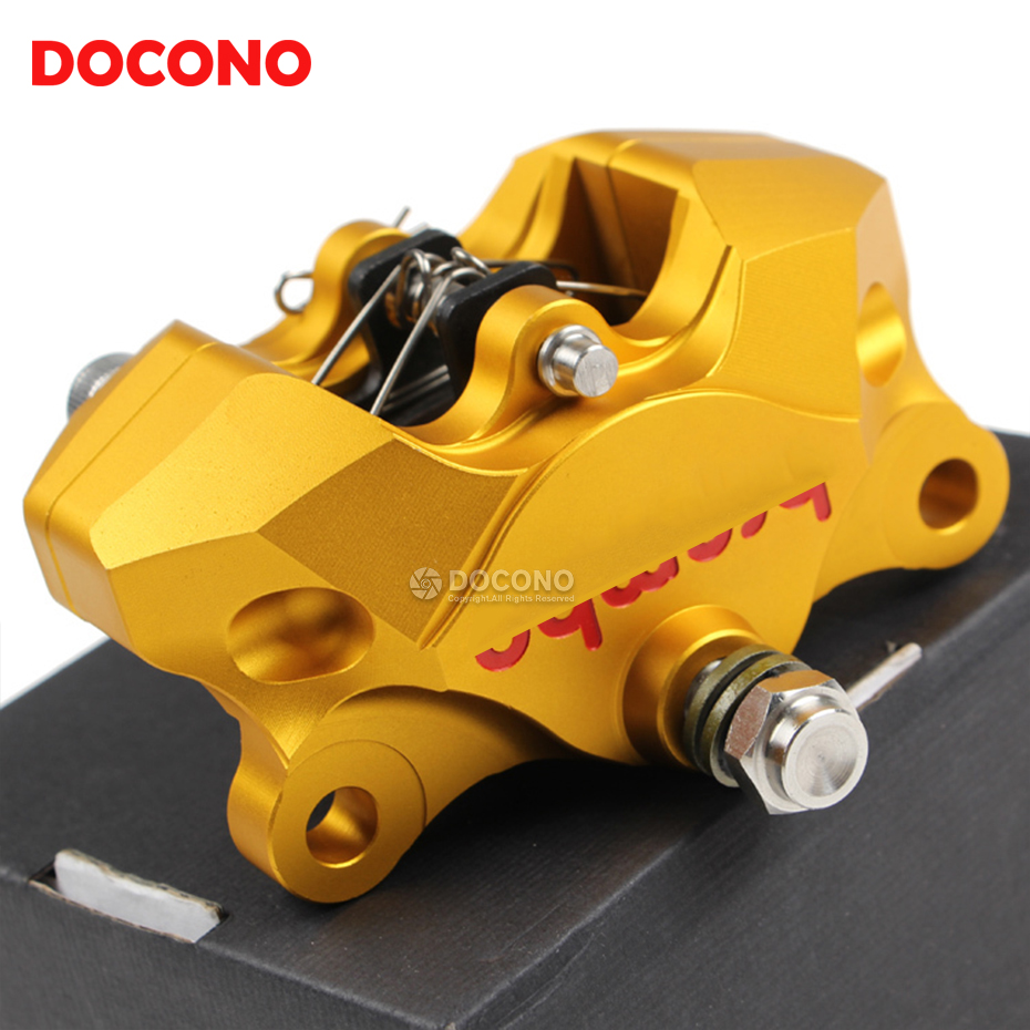 Motorcycle CNC Aluminium 2 piston brake pump caliper For suzuki hayabusa gsx 1300r gsx-r125 abs bandit 600 dl 250 gsf 600 sv 650<br>