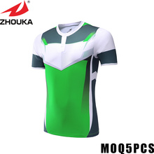 personalized soccer shirts tshirt manufacturer soccer jersey no brand(China)