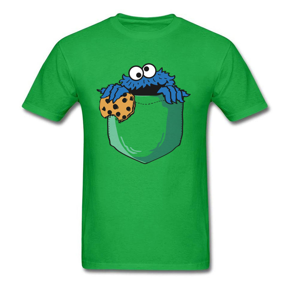 crumbs in my pocket 5964 Mother Day All Coon Crew Neck Tops & Tees Short Sleeve Gift Clothing Shirt Rife Casual Top T-shirts crumbs in my pocket 5964 green