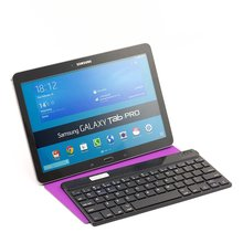 "9"" Wireless Bluetooth Keyboard For Apple iPhone IPAD  Samsung Galaxy Tab  lenovo A8 A5500 ASUS ZenPad Leather Stander"