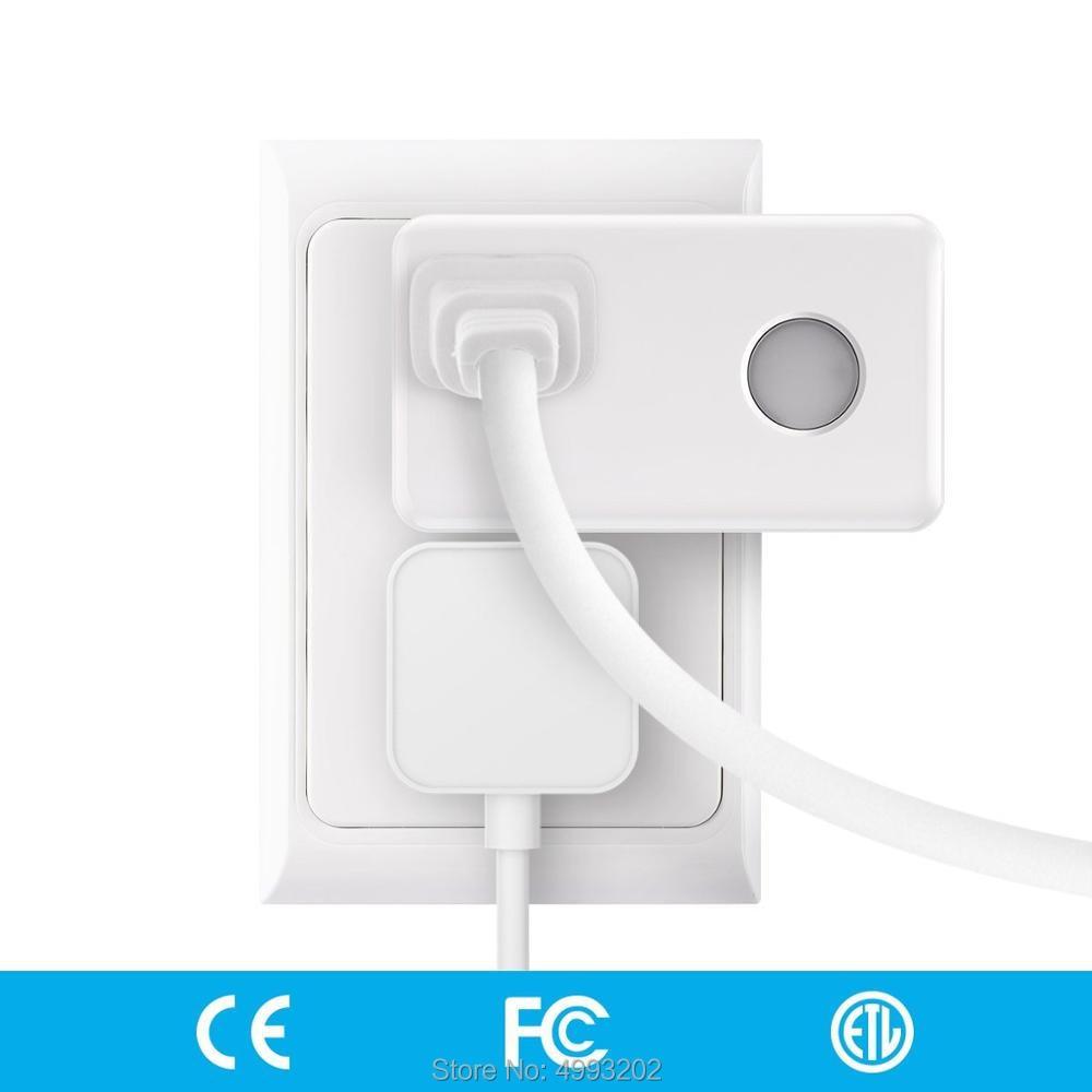 Wi-Fi Smart Timer Plug