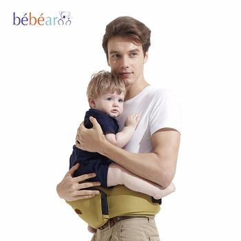 0-36 meses solo carga 20Kg Ergonómico Exclusivo bebé hipseat carrier mochilas para mujer niño sling