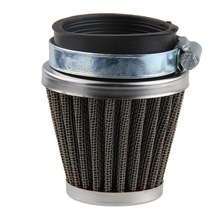 54mm Air Cleaner Filter Fit for Most Autobicycles Motorcycles Dirt Dust Tube Gauze High Filtration Clamp-on New Product(China)